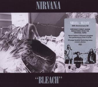 Bleach - Vinile LP di Nirvana