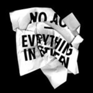 Everything in Between - Vinile LP di No Age