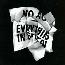 Everything in Between - CD Audio di No Age