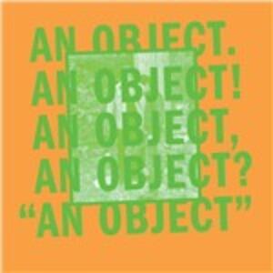 An Object - Vinile LP di No Age