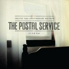Give Up (Deluxe Edition) - CD Audio di Postal Service
