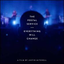 The Postal Service. Everything Will Change di Justin Mitchell - Blu-ray