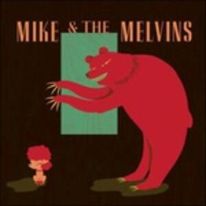 Three Man and a Baby - Vinile LP di Mike & the Melvins