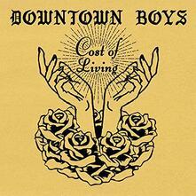 Cost of Living (Musicassetta) - Musicassetta di Downtown Boys