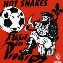 Audit in Progress - CD Audio di Hot Snakes