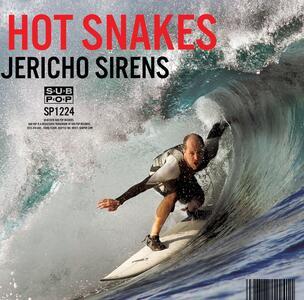 Jericho Sirens - CD Audio di Hot Snakes