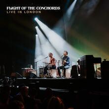 Live in London (Musicassetta) - Musicassetta di Flights of the Conchords