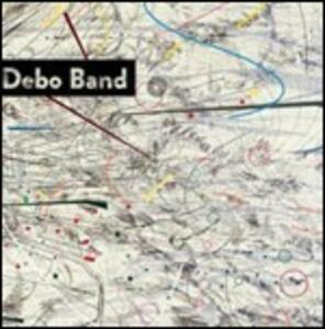 Debo Band - Vinile LP di Debo Band