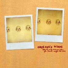 They'll Only Miss You When You Leave - CD Audio di Carissa's Wierd