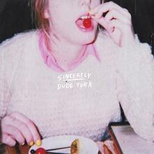 Sincerely (Musicassetta) - Musicassetta di Dude York