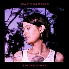 Single Rider (Musicassetta) - Musicassetta di Jenn Champion