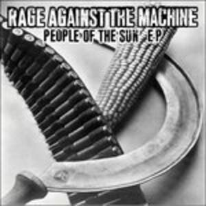 People of the Sun - Vinile 10'' di Rage Against the Machine