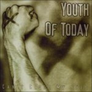 Can't Close my - CD Audio di Youth of Today
