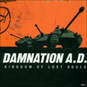 Kingdom of Lost - Vinile LP di Damnation A.D.