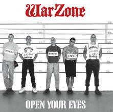 Open Your Eyes! - CD Audio di Warzone