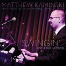 Swingin' On The New.. - CD Audio di Matthew Kaminski