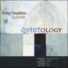 Quintology - CD Audio di Greg Hopkins