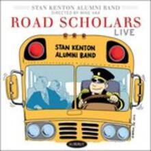 Road Scholars. Live - CD Audio di Stan Kenton