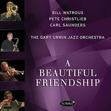 A Beautiful Friendship - CD Audio di Bill Watrous