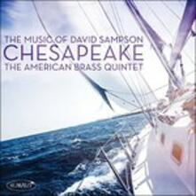 The Music of David Sampson - CD Audio di American Brass Quintet
