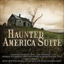 Haunted America - CD Audio