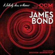 Nobody Does it Better - CD Audio di CCM Jazz Orchestra