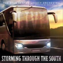 Storming Through the South - CD Audio di Stan Kenton