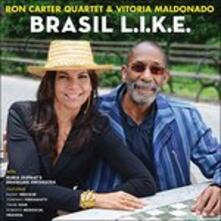 Brasil L. I. K. E. - CD Audio di Ron Carter