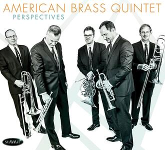 Perspectives - CD Audio di American Brass Quintet