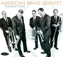 Perspectives - CD Audio di American Brass Quintet