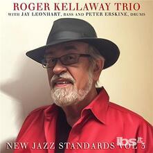 New Jazz Standards vol.3 - CD Audio di Roger Kellaway
