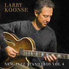 New Jazz Standards vol.4 - CD Audio di Larry Koonse