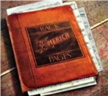 Back Pages - CD Audio di America