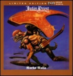 Rocka Rolla - Vinile LP di Judas Priest