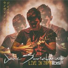 Live In Japan - CD Audio di Jake Shimabukuro