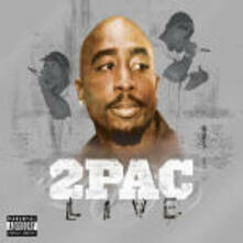 Live - CD Audio di 2Pac