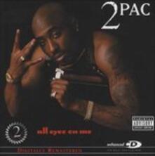 All Eyez on me (Explicit Version) - CD Audio di 2Pac
