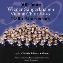 500 Jahre - CD Audio di Wiener Sängerknaben