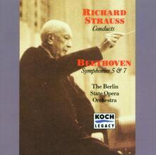 Sinfonia n.5 - CD Audio di Ludwig van Beethoven