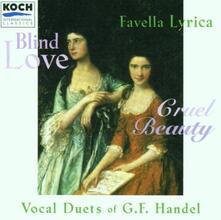 Vocal Duets of George Frideric Handel - CD Audio di Georg Friedrich Händel