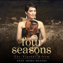 Le quattro stagioni - CD Audio di Antonio Vivaldi,Anne Akiko Meyers