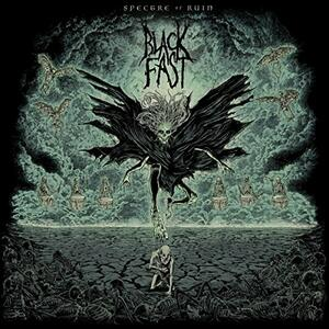 Spectre of Ruin - CD Audio di Black Fast