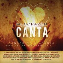Mi Corazon Canta - CD Audio