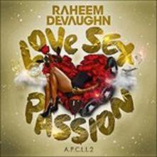 Love, Sex & Passion - CD Audio di Raheem DeVaughn