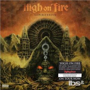Luminiferous - Vinile LP di High on Fire