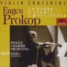 Concerto X Vl n.4 - CD Audio di Carl Stamitz
