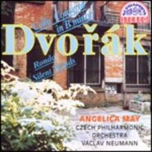 Concerto per violoncello n.2 - Silent Wood - CD Audio di Antonin Dvorak