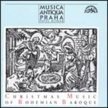 Musica natalizia del Barocco boemo - CD Audio