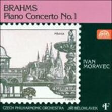 Concerto per pianoforte n.1 - CD Audio di Johannes Brahms