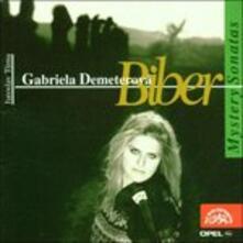 Mystery Sonatas I-VII - CD Audio di Heinrich Ignaz Franz Von Biber